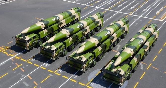 Mỹ tính xây căn cứ dự phòng đối phó Trung Quốc
