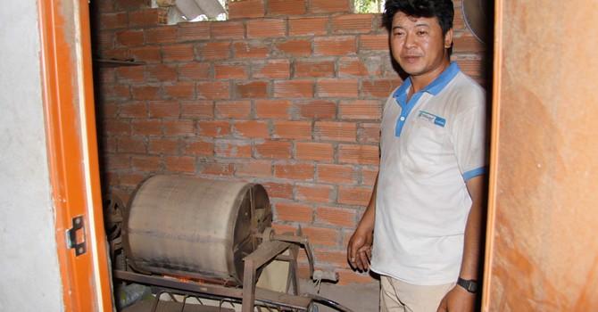 Bí quyết làm giàu: Nâng giá trị cây đậu phộng