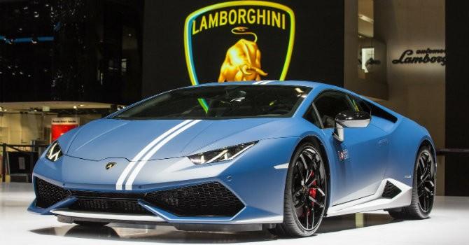 Siêu xe Lamborghini Huracan trình làng phiên bản giới hạn 250 chiếc