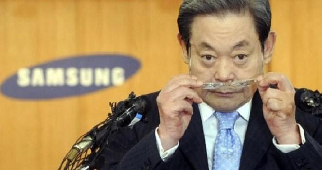 Trước khi trở thành ông hoàng điện tử, Samsung là ai?