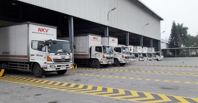 Doanh nghiệp FDI: Đắp chiếu phương tiện vận tải chờ… hướng dẫn