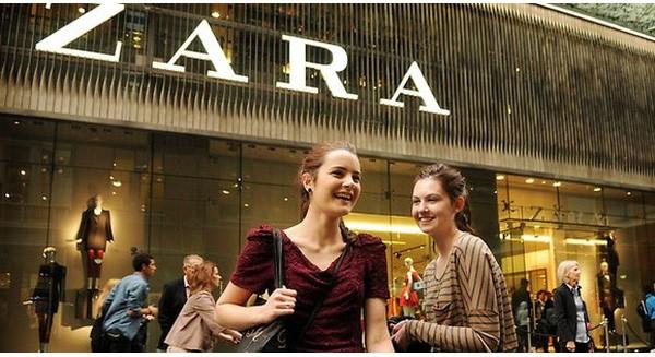 Bạn phải vượt qua những thử thách nào để gia nhập đế chế Zara?