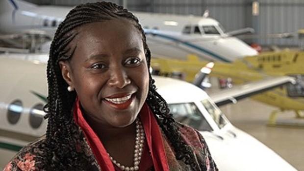 Sibongile Sambo - Người phụ nữ làm thay đổi ngành hàng không châu Phi