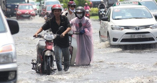 Chuyên gia nói gì về dự án mua xe bơm nước di động ở Sài Gòn
