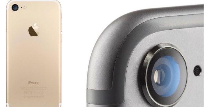 Rò rỉ hình ảnh iPhone 7, không có camera kép như mong đợi?