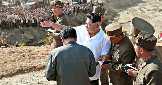Tổng thống Obama áp đặt lệnh phong tỏa toàn diện với Triều Tiên
