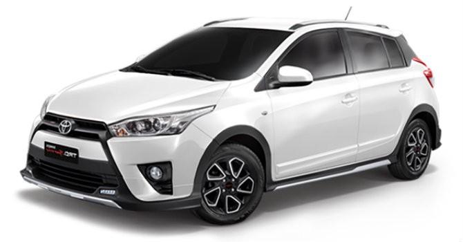 Toyota sắp ra mắt Yaris phiên bản thể thao với giá 373 triệu đồng