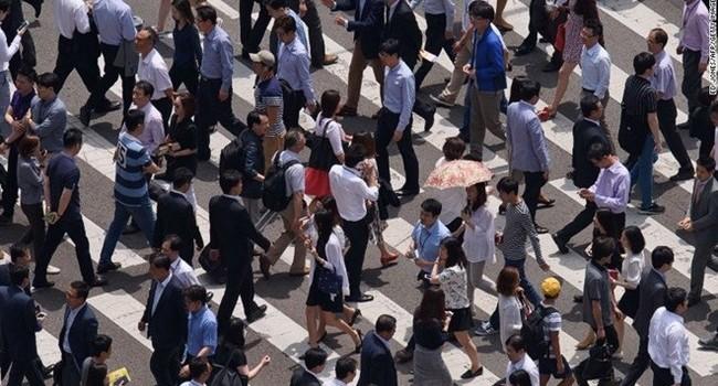 Thanh niên Hàn Quốc thất nghiệp kỷ lục