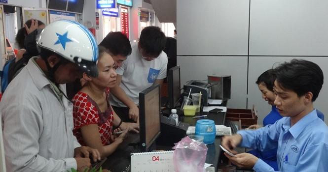 Sập Cầu Ghềnh, nhiều hành khách trả vé tàu ở ga Sài Gòn