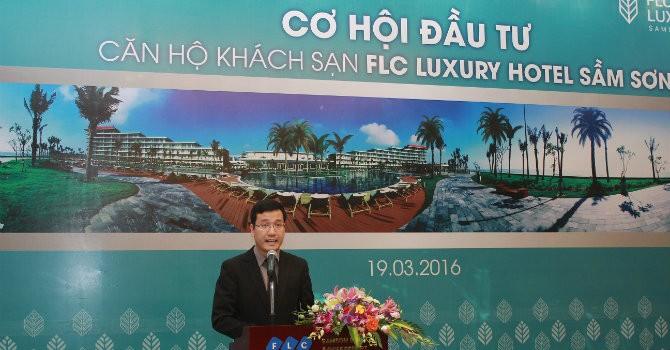 5 yếu tố tạo nên cơ hội đầu tư thông minh tại FLC Luxury Hotel Sầm Sơn