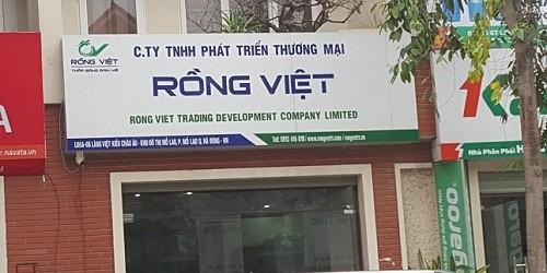 Công ty Rồng Việt ngang nhiên kinh doanh đa cấp trái phép