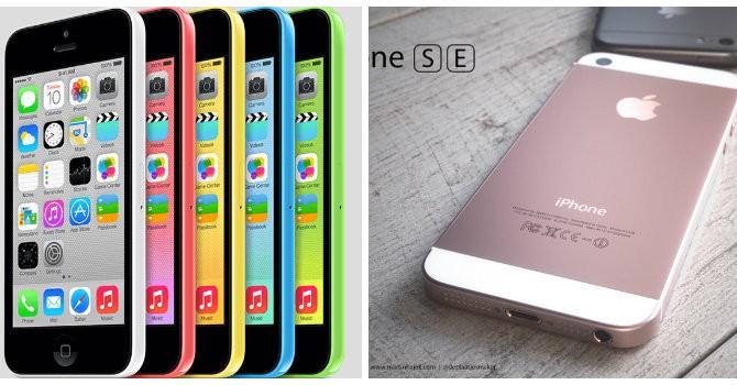 """Liệu iPhone SE có đi theo """"vết xe đổ"""" của iPhone 5C?"""