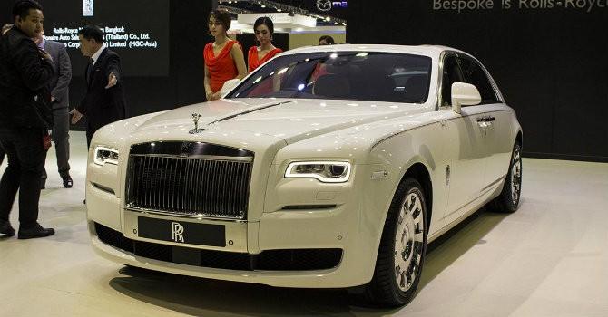 Ngắm những siêu xe tại Bangkok Motor Show 2016