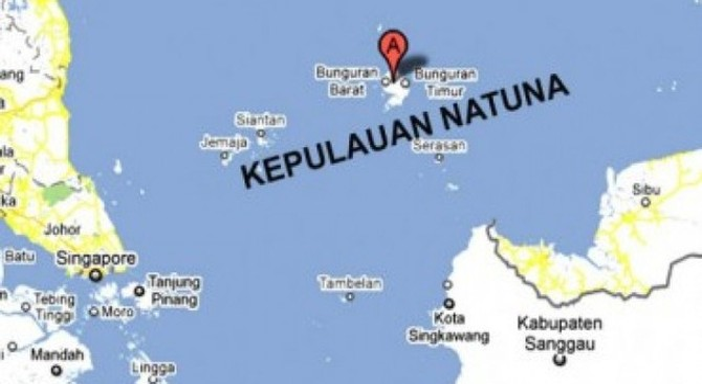 """Indonesia """"khóa chặt"""" đà bành trướng của Trung Quốc ở Biển Đông"""