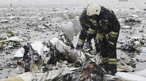 Phi công nghi cãi nhau trước khi máy bay chở 62 người rơi ở Nga