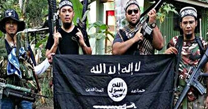 Phiến quân Philippines cướp 2 tàu Indonesia, đòi 1 triệu USD tiền chuộc