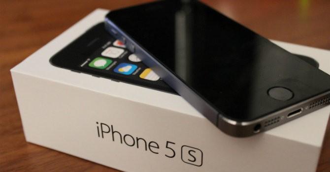 iPhone 5S lock Nhật giá hơn 3 triệu đồng tràn vào thị trường Việt Nam