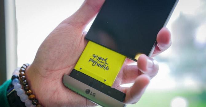 Người dùng tố LG G5 gian dối trong quảng cáo