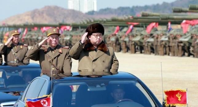 Trung Quốc tuyên bố hạn chế thương mại với Triều Tiên