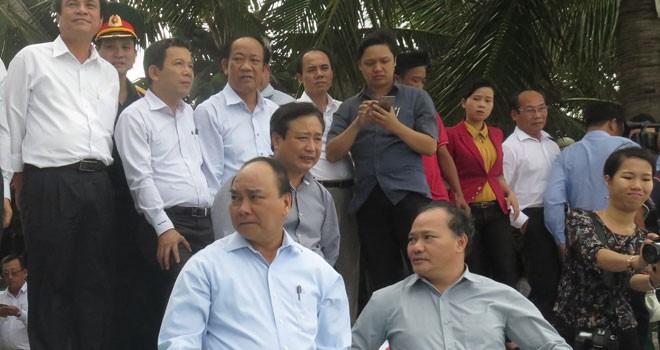 Chút kỷ niệm với ông Nguyễn Xuân Phúc