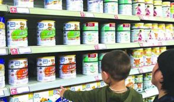 Lật tẩy hàng vạn hộp sữa Mỹ ruột Tàu