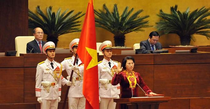 Chân dung 8 nữ lãnh đạo cấp cao của Việt Nam