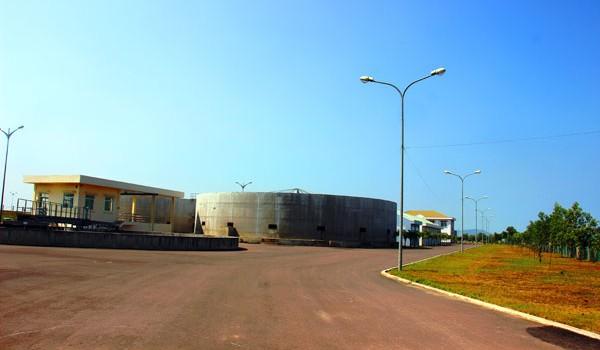 Nhà máy môi trường triệu đô bốc mùi hôi thối