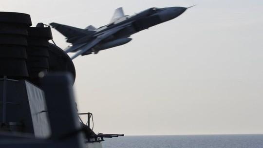 Ngoại trưởng Kerry: Mỹ có thể bắn máy bay Nga