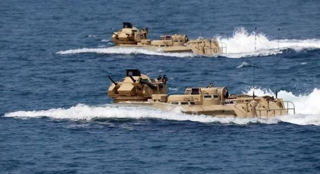"""Trung Quốc cảnh báo """"Chiến tranh Lạnh"""" khi Mỹ-Philippines tuần tra"""