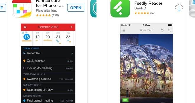 Apple phát triển công cụ tìm kiếm trả tiền trên App Store