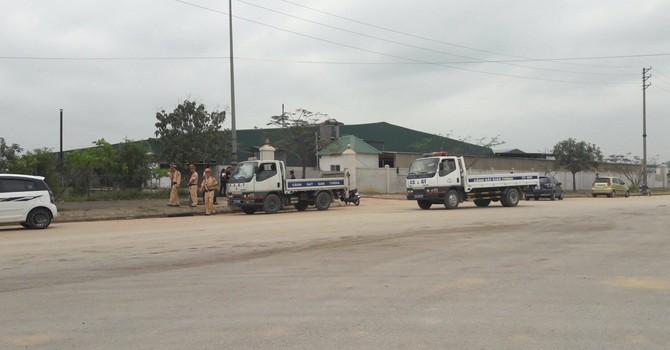 Nổ rung chuyển tại Nghệ An, la liệt người bị thương