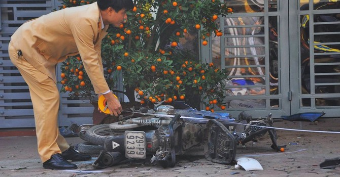 63 người chết vì tai nạn trong ba ngày nghỉ giỗ Tổ
