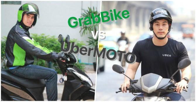 """Uber mở dịch vụ """"xe ôm"""", cạnh tranh với GrabBike tại Việt Nam"""