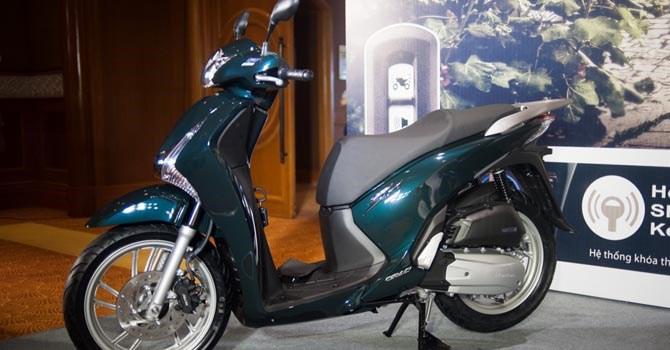 Honda SH chạy điện, liệu người Việt có hưởng ứng?