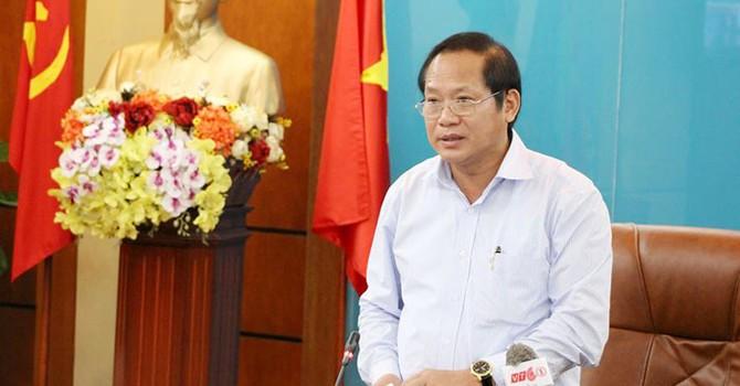 """Bộ trưởng Trương Minh Tuấn: """"Một số hãng máy tính nước ngoài cài phần mềm gián điệp vào máy tính tại Việt Nam"""""""