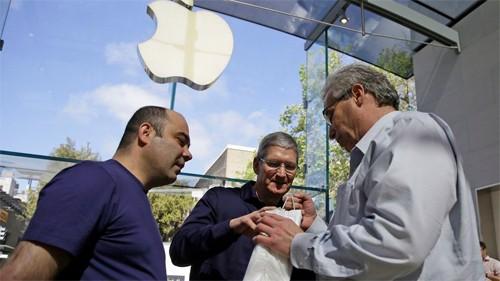 Tương lai của Apple không thể mãi là iPhone