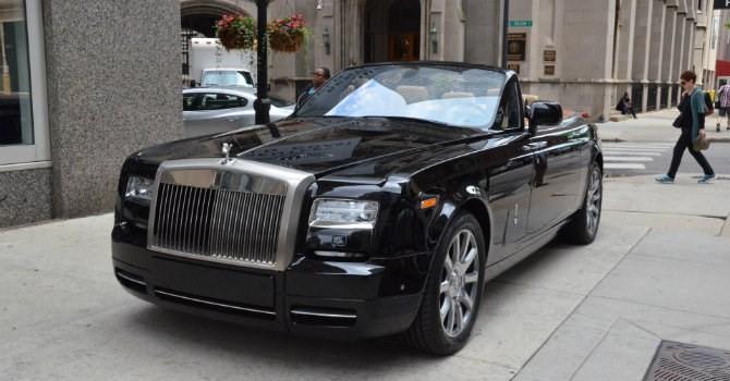Giá xe Rolls-Royce Phantom sắp tăng gấp đôi tại thị trường Việt Nam