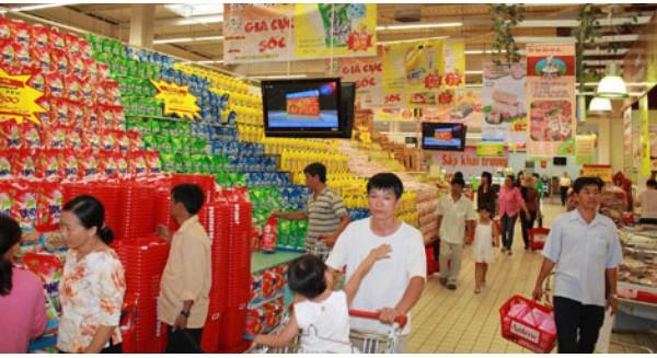 Thị trường bán lẻ Việt Nam hấp dẫn nhà đầu tư ngoại