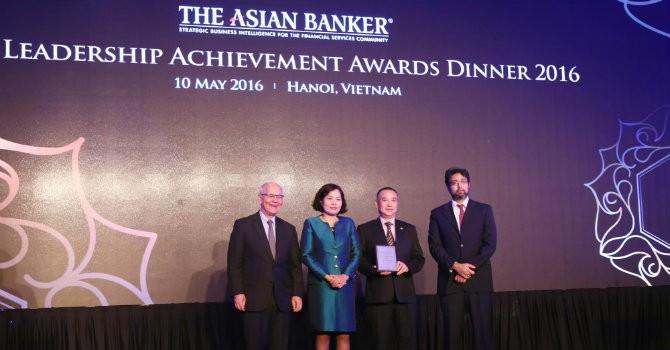 """The Asian Banker vinh danh SeABank là ngân hàng có """"sản phẩm cho vay mua ôtô tốt nhất Việt Nam"""""""
