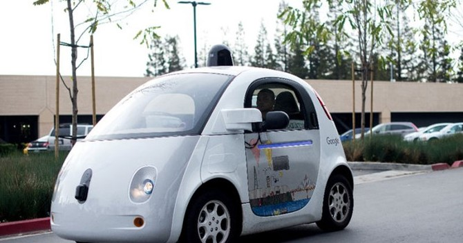 Google sẽ trả tiền cho ai dám... ngồi xe tự hành