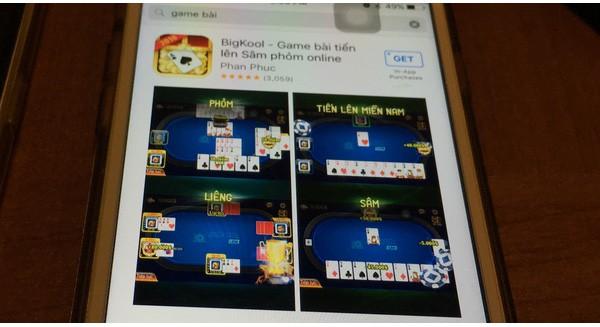 Bộ Thông tin và Truyền thông đề nghị Apple và Google chặn game có yếu tố bài bạc