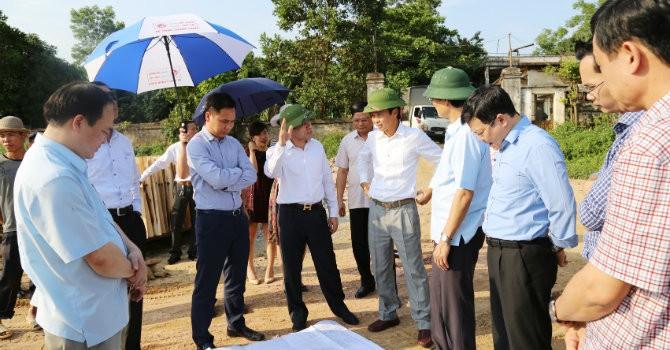 FLC Group tìm hiểu cơ hội đầu tư tại Tuyên Quang