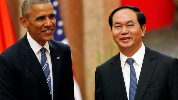 """5 """"đại gia"""" Mỹ đắc lợi từ chuyến công du của Obama"""