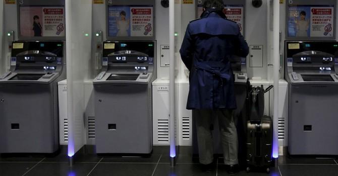 Nhật chấn động vì vụ rút trộm 1,4 tỷ yen qua ATM