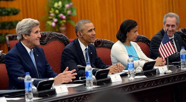 Món quà Thủ tướng Nguyễn Xuân Phúc tặng Tổng thống Obama