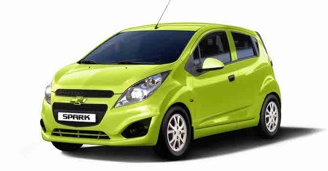 GM Việt Nam ra mắt xe 279 triệu đồng, đọ sức cùng Kia Morning Van