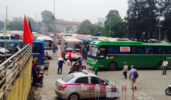 Di dời bến xe Lương Yên - việc cần làm sớm