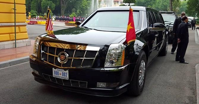 [Sự kiện công nghệ tuần] Tổng thống Obama và dàn xe ô tô đặc biệt đến Việt Nam