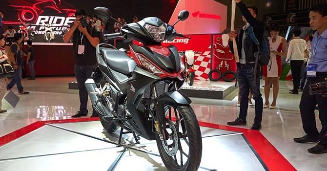 Honda Winner về Việt Nam đắt hơn 10 triệu đồng so với Indonesia