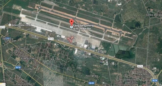Mở rộng chứ không phải xây sân bay Nội Bài 2
